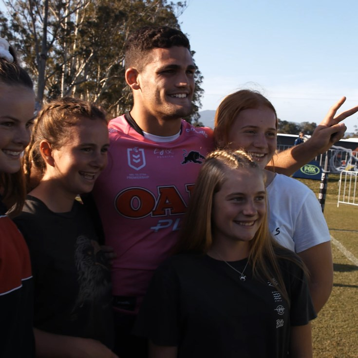 Mobbed Cleary sums up Bega experience