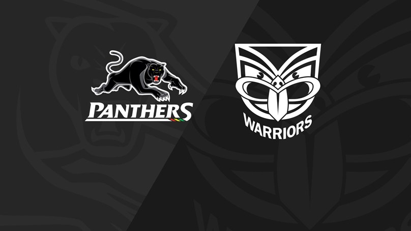 Rnd 4 2020 - Panthers v Warriors