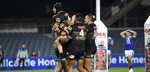 Extended Highlights: Panthers v Warriors