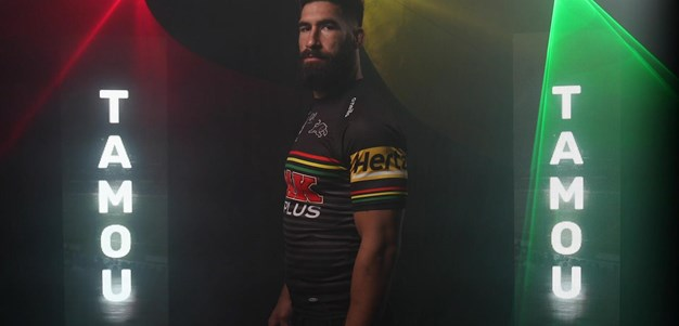 James Tamou: 250 NRL Games