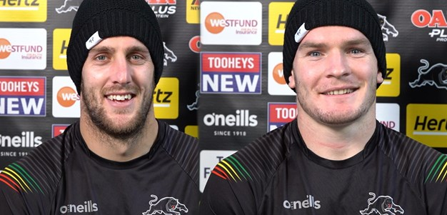 Panthers positive despite derby defeat