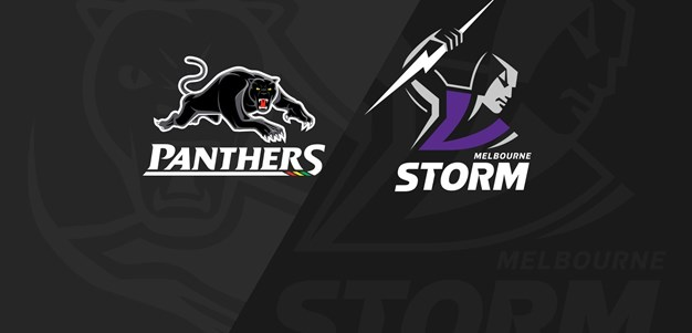 Rnd 6 2020 - Panthers v Storm