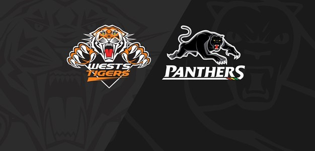 Rnd 8 2020 - Panthers v Wests Tigers