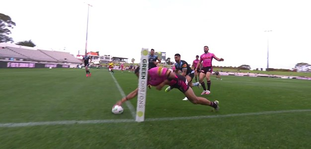 Crichton continues try-scoring spree