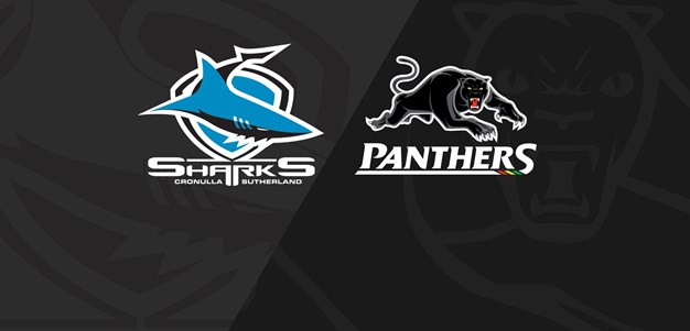 Rnd 9 2020 - Panthers v Sharks