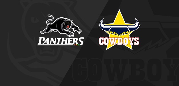 Rnd 10 2020 - Panthers v Cowboys