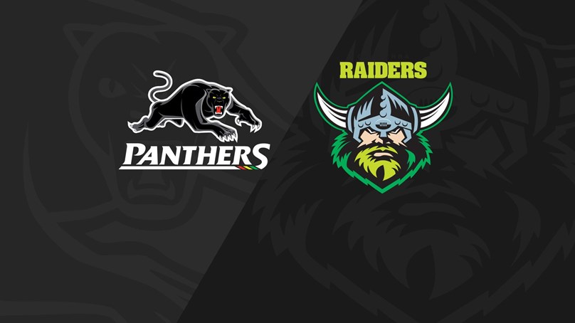 Rnd 13 2020 - Panthers v Raiders