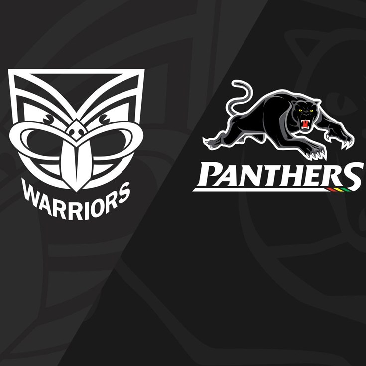 Rnd 14 2020 - Panthers v Warriors