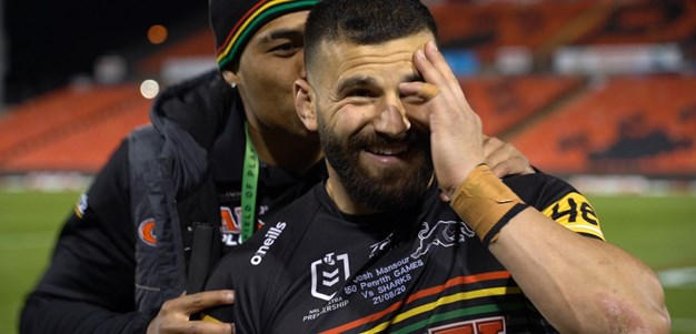 OAK Plus Post Game: Josh Mansour