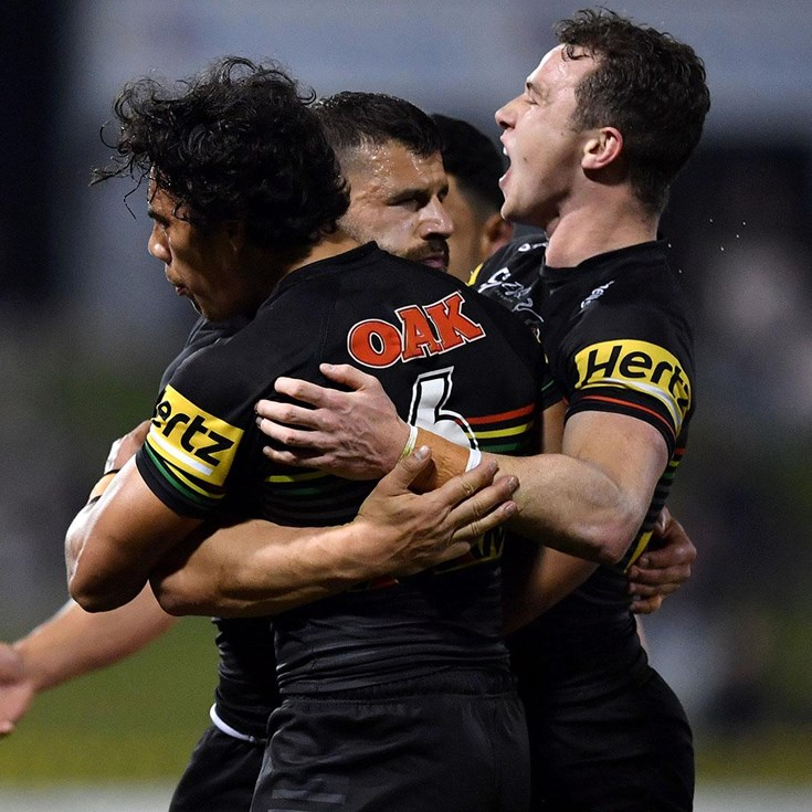 Extended Highlights: Panthers v Wests Tigers