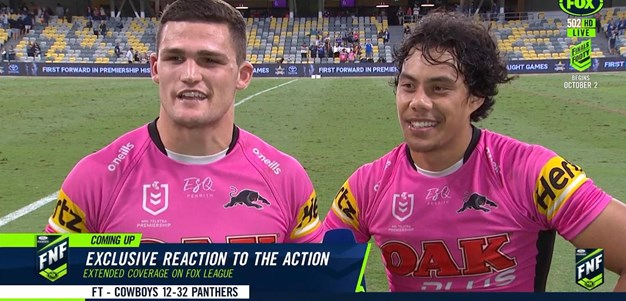 OAK Plus Post Game: Cleary and Luai