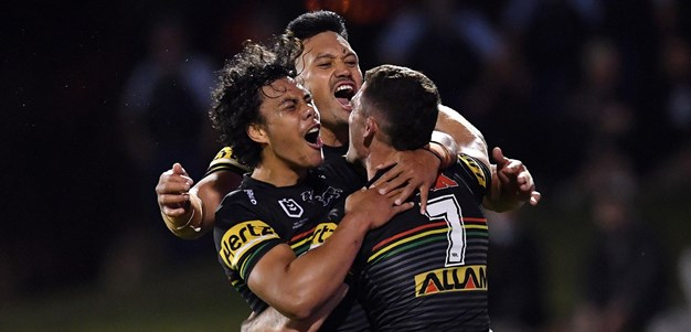 Match Highlights: Panthers v Roosters