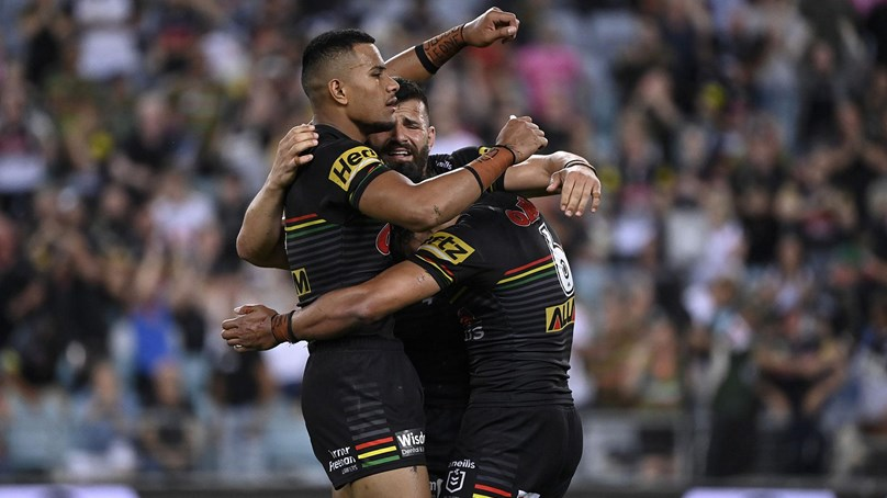 Extended Highlights: Panthers v Rabbitohs