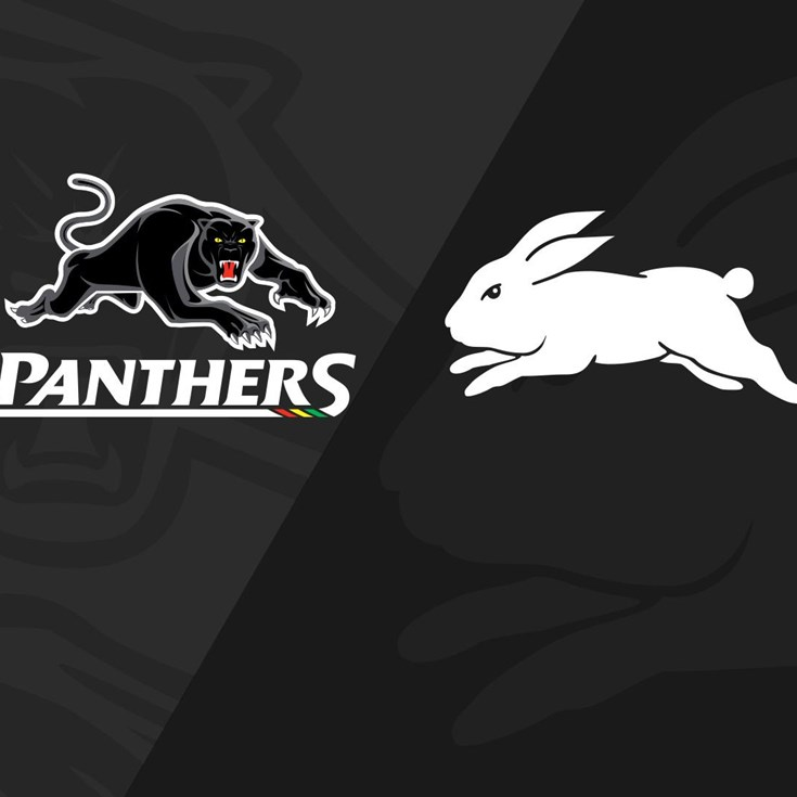 Preliminary Final 2020 - Panthers v Rabbitohs