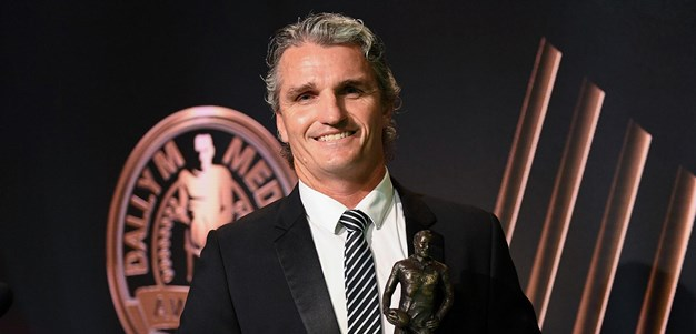 Ivan Cleary unveiled as Coach of the Year