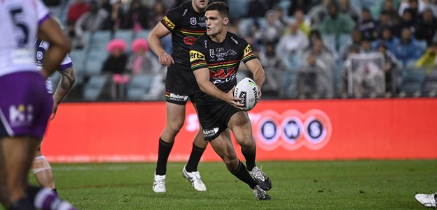 Cleary gives Penrith a glimmer of hope