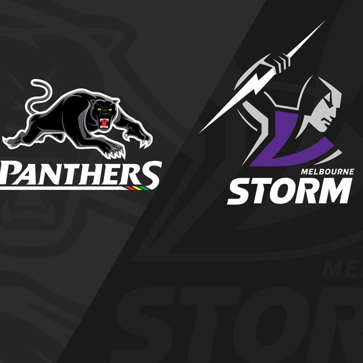 Rnd 3 2021 - Panthers v Storm