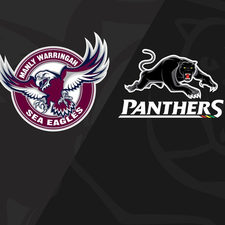 Rnd 4 2021 - Panthers v Sea Eagles