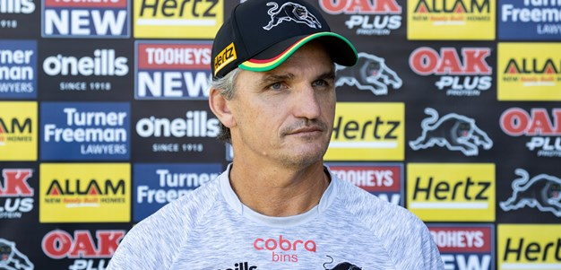 Our players feel the significance of 1991: Cleary