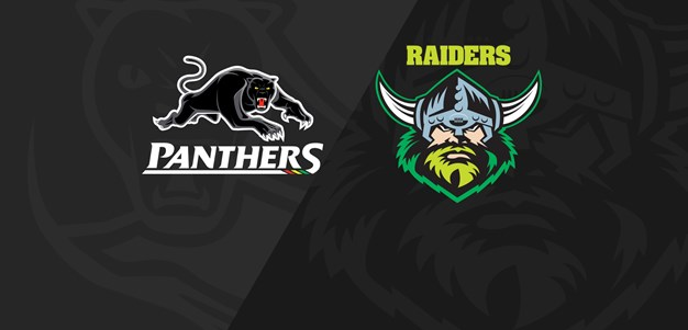 Rnd 5 2021 - Panthers v Raiders