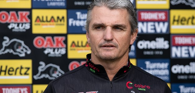 We're learning to handle the heat of battle: Cleary
