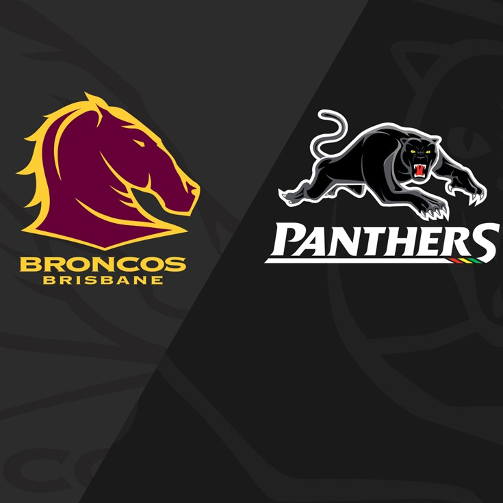 Rnd 6 2021 - Panthers v Broncos
