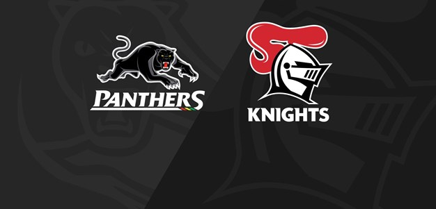 Rnd 7 2021 - Panthers v Knights