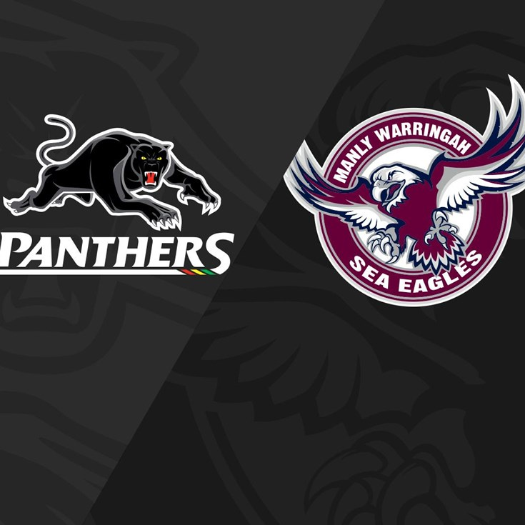 Rnd 8 2021 - Panthers v Sea Eagles
