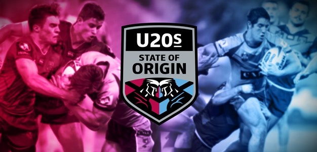 Under 20s State of Origin - NSW v QLD