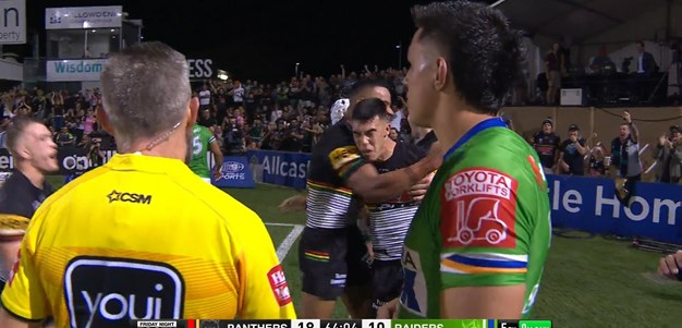 Staines scores second highlight reel try