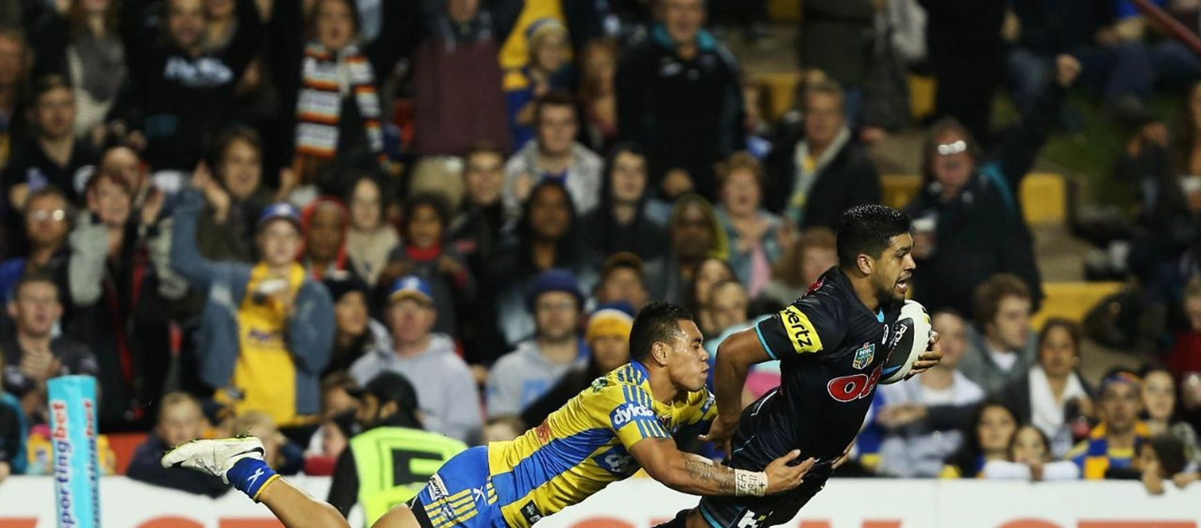 Panthers vs Eels Photo Gallery