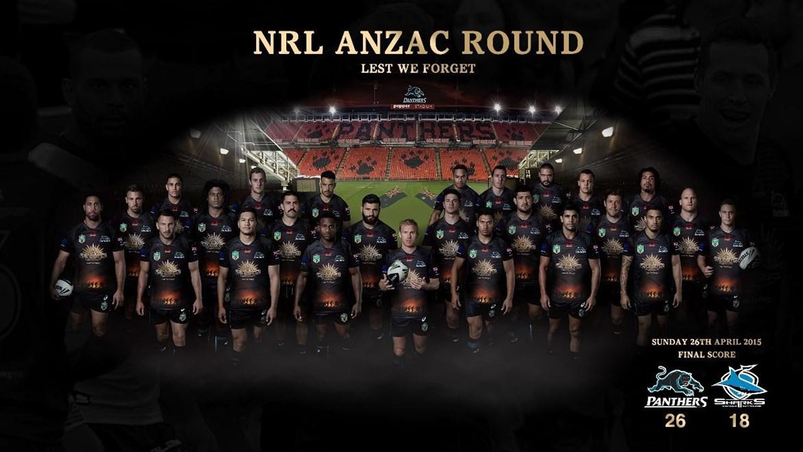 NRL ANZAC ROUND: Screen savers & Wallpaper