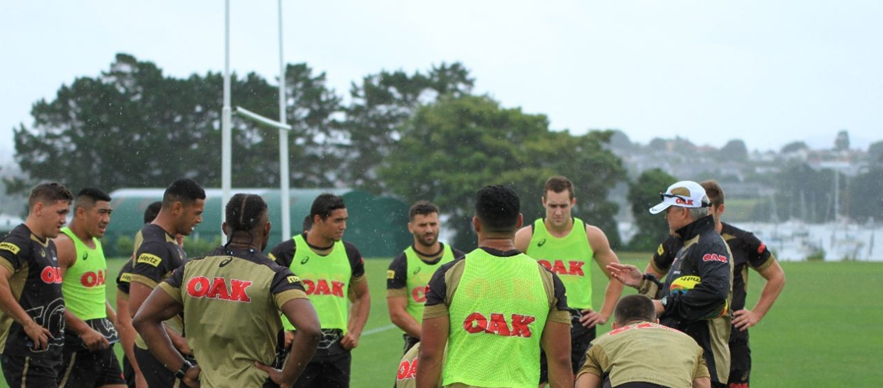 Gallery: Final Nines Training