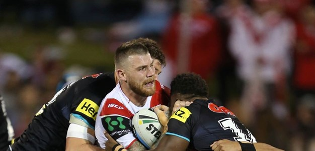 Dragons named to face Panthers