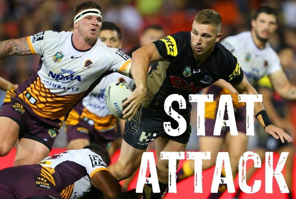 Competition - NRL Premiership - Play NRL Round  Round - Round 03  Teams - Penrith Panthers V Brisbane Broncos  Date - 19th of March 2016  Venue - Pepper Stadium, Penrith, Sydney NSW  Photographer - Robb Cox