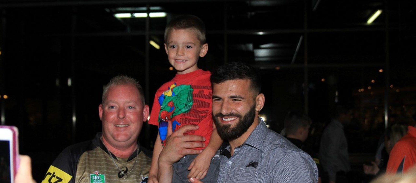 Gallery: Panthers post-game function