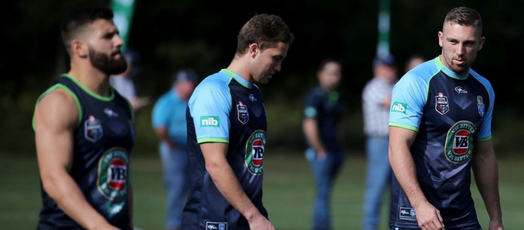Gallery: Panthers in Origin camp