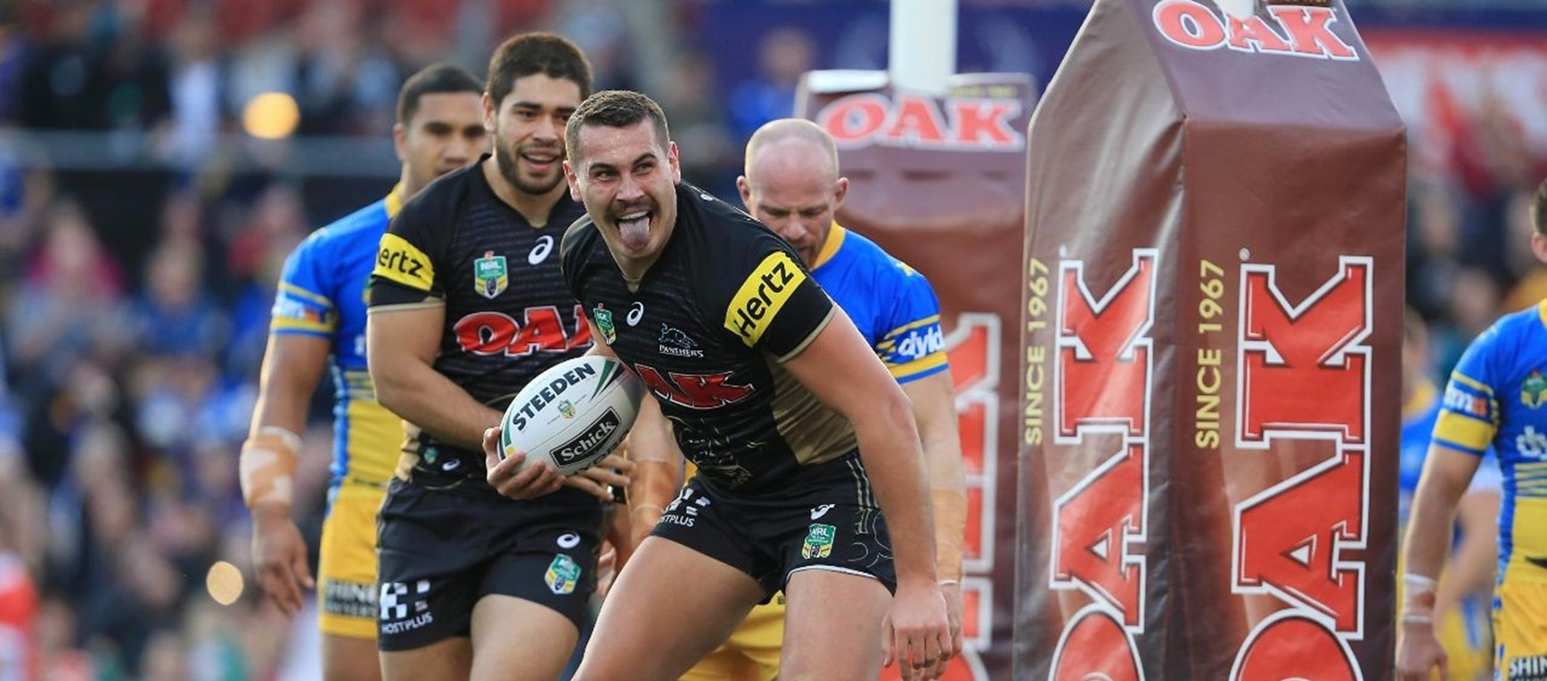 Gallery: Panthers defeat Eels