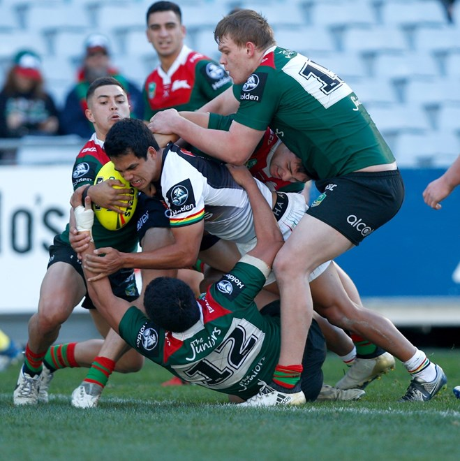 South Sydney vs Penrith Panthers at ANZ Stadium. Picture:NRL Photos/Gregg Porteous