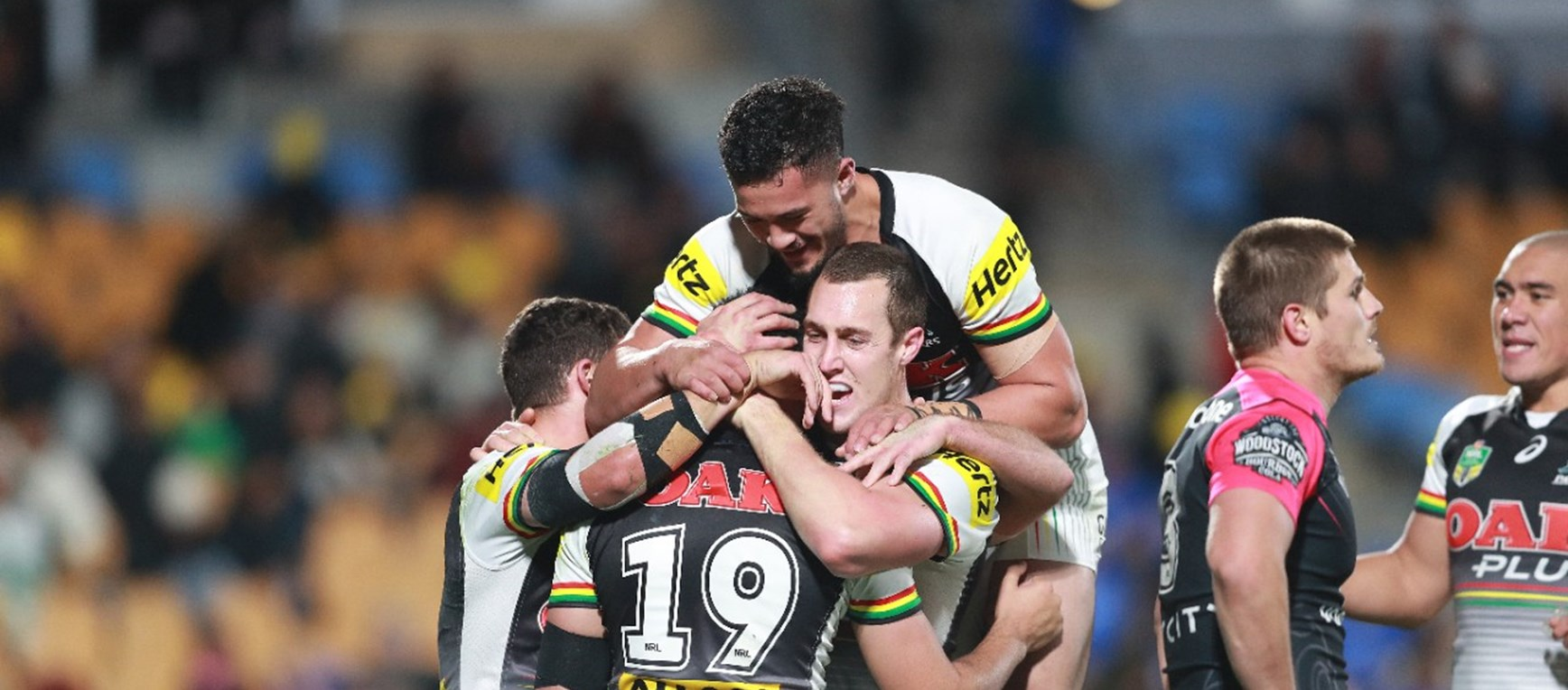 Gallery: Panthers v Warriors