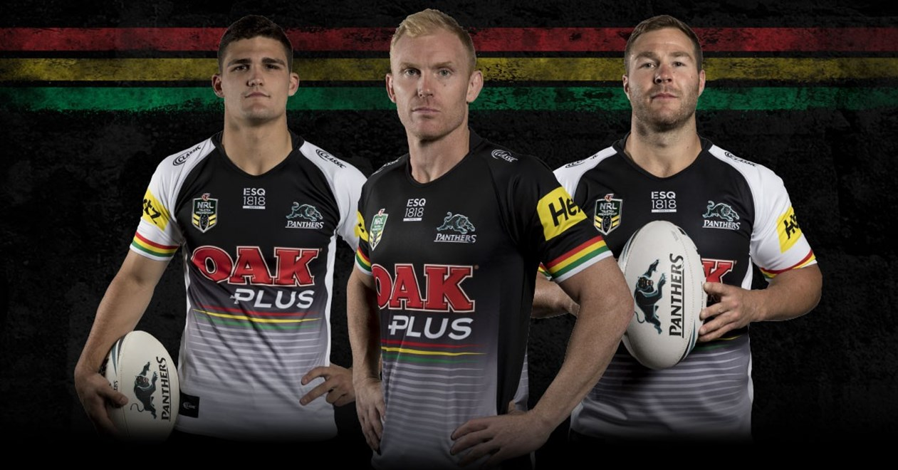 2018 Home and Away Jerseys revealed - Panthers 3cbb55b72