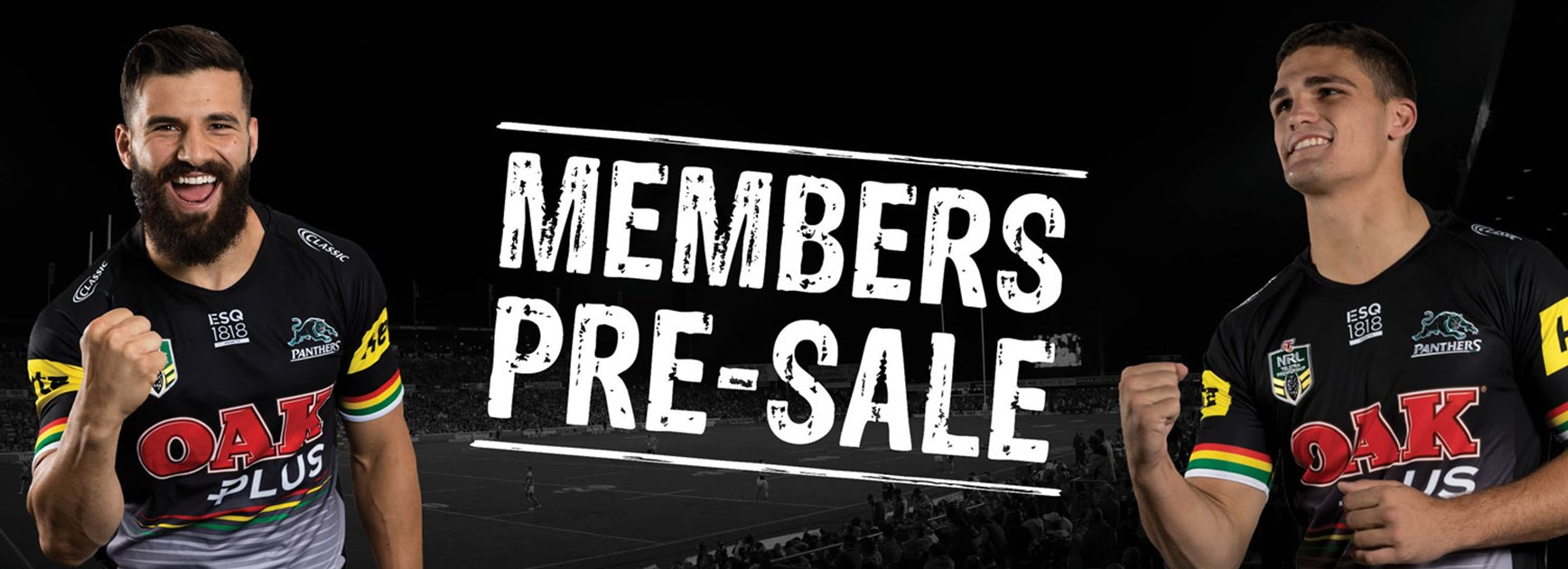 Exclusive Members Pre-Sale