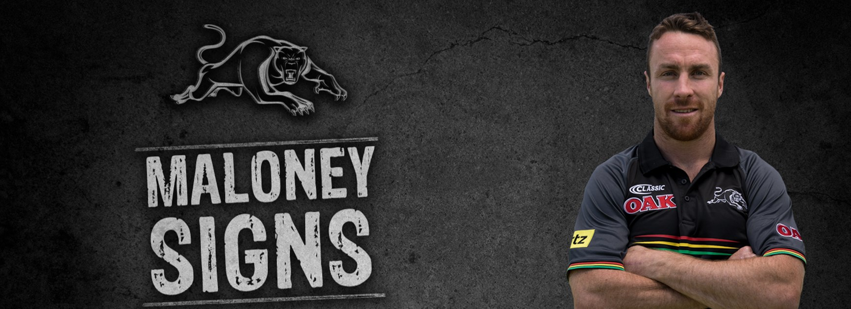 James Maloney joins Panthers