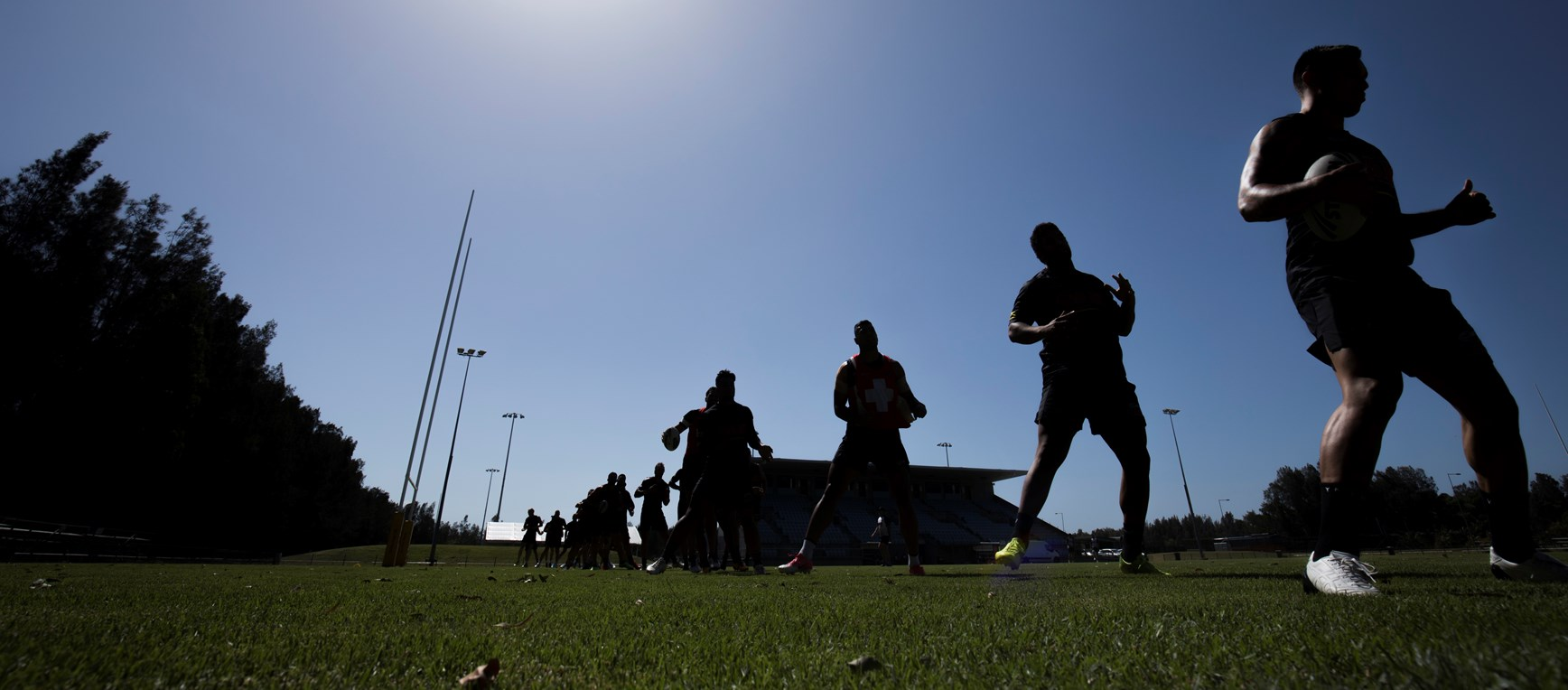 Gallery: Training in Port Macquarie