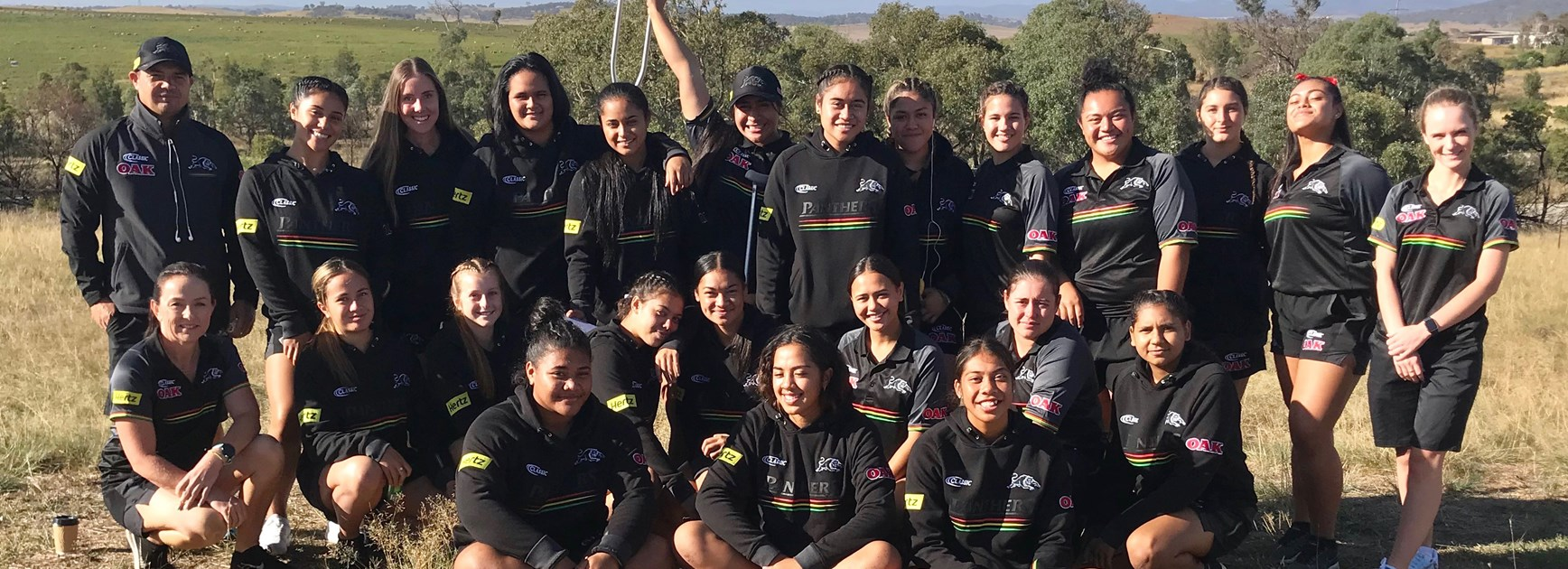 Tarsha Gale Panthers cut down Canberra