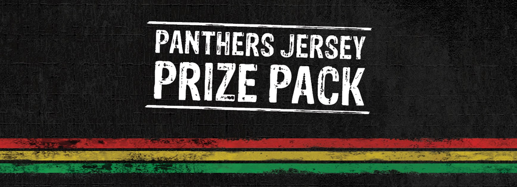 Win a Panthers Jersey Prize Pack