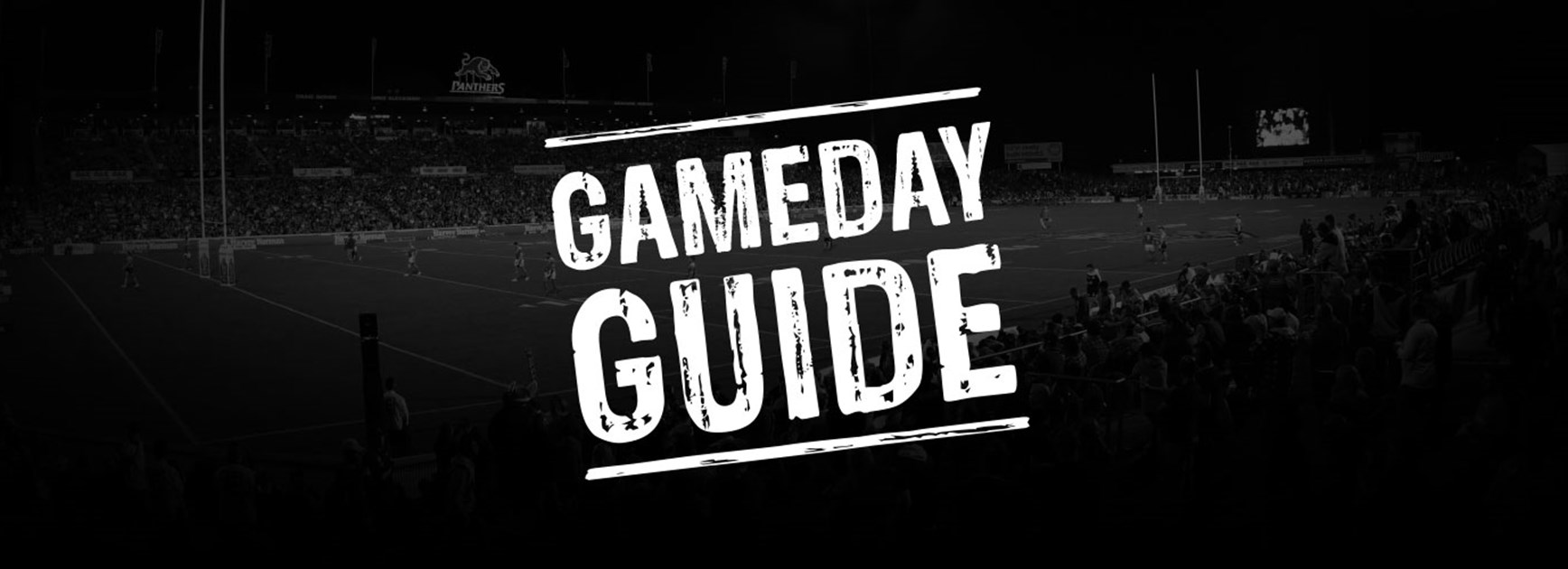 Gameday Guide: Round 1