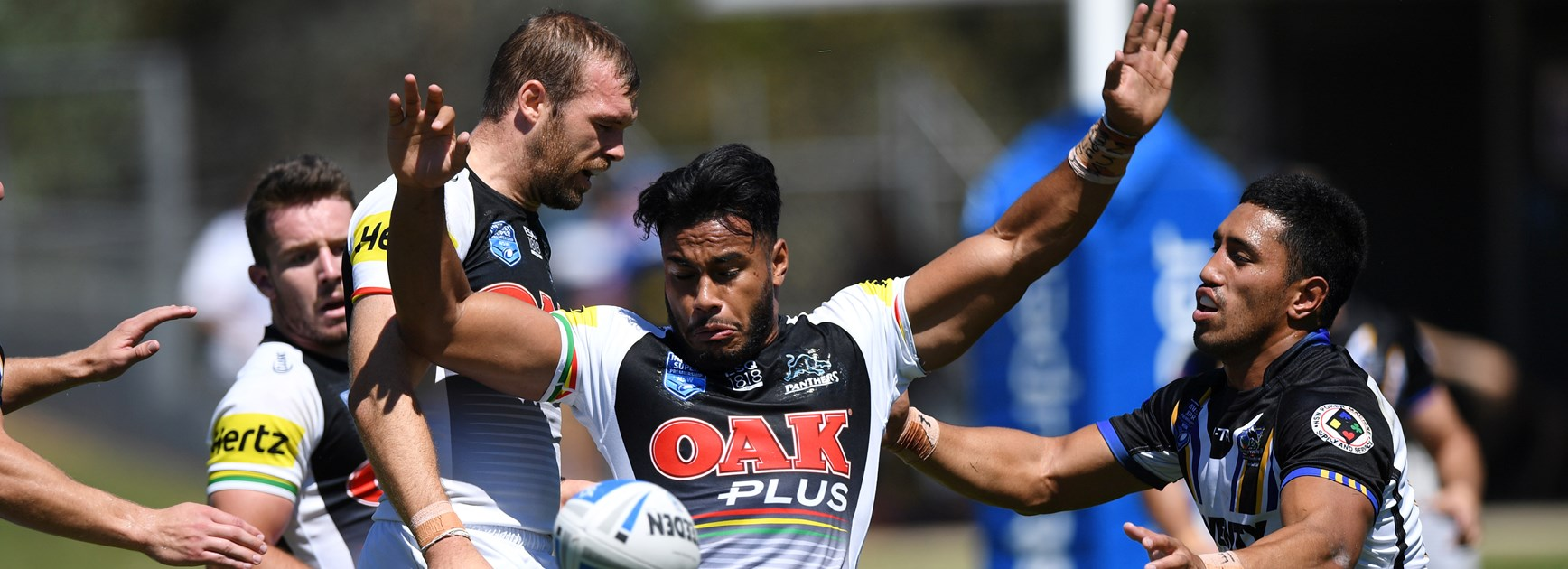 Slow start costs error-prone Panthers