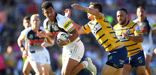 Kikau credits Cup for confidence boost