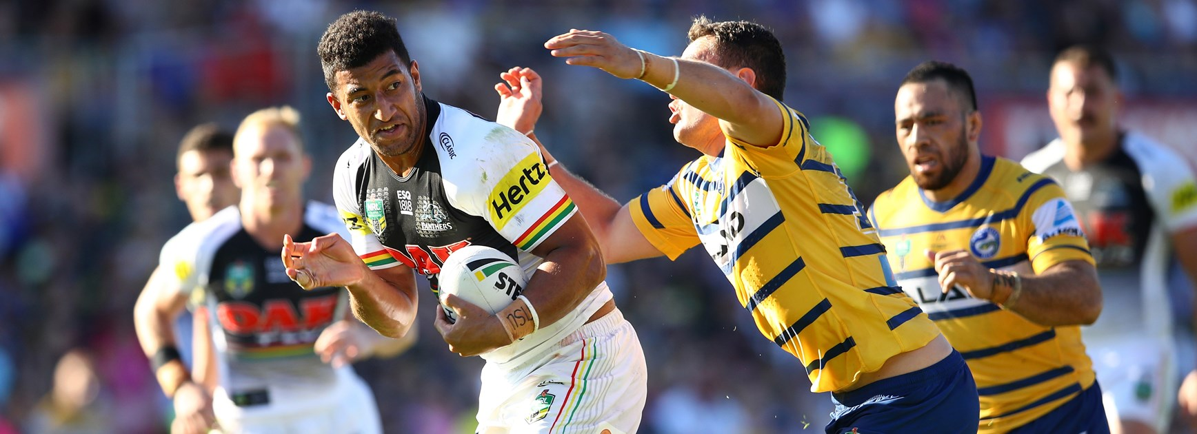 Kikau credits World Cup for 'game changing' performance